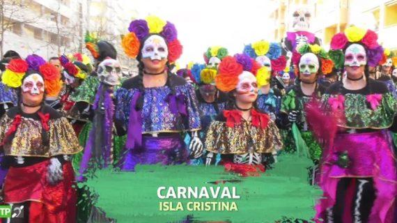 El Carnaval de Isla Cristina, una fiesta destacada de Andalucía