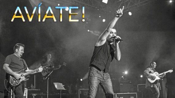 El regreso de Avíate! a los escenarios, última cita del mes en 'Los Jueves en la Cuarta'