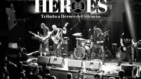 Tributo a Héroes del Silencio en los Jueves en la Cuarta de la Fundación Cajasol