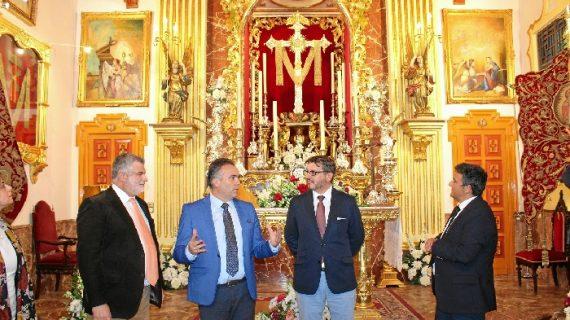 La Consejería de Cultura conoce el patrimonio de La Palma