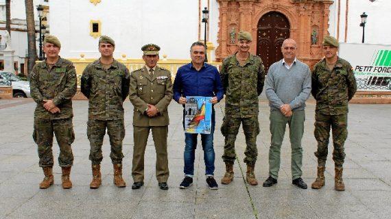 La Palma celebra el 30 de marzo una Jura de Bandera para personal civil