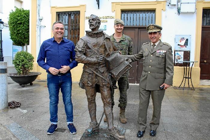 La Plaza de España de La Palma acoge este sábado la Jura de Bandera para personal civil