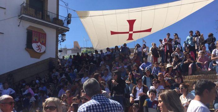 Palos de la Frontera recuerda la gesta descubridora en su Feria Medieval