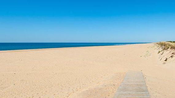 La Flecha de El Rompido, la playa española que más sorprende a los turistas internacionales