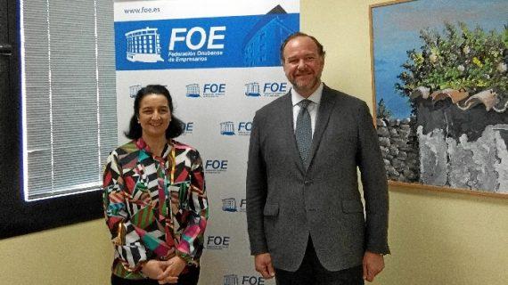 La FOE y AME ponen de manifiesto su compromiso con la iniciativa empresarial femenina