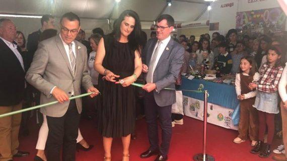 Paymogo promociona sus bondades en una nueva edición de laFeria Gastronómica Transfronteriza del Gurumelo