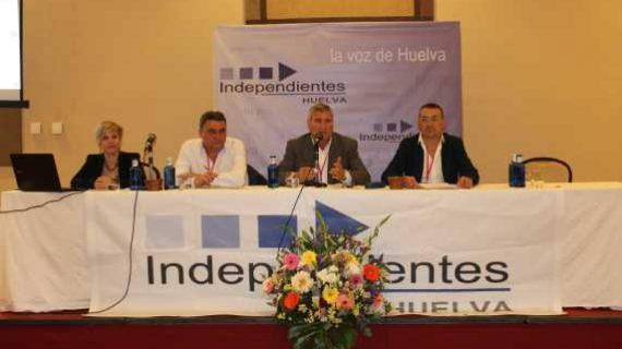 Independientes Huelva concurrirá a las Elecciones Municipales con 30 candidaturas en la provincia