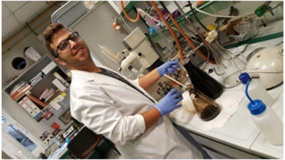 El rocianero Javier Ramos obtiene el prestigioso contrato Marie Curie para investigar en Química de la Universidad de Bristol
