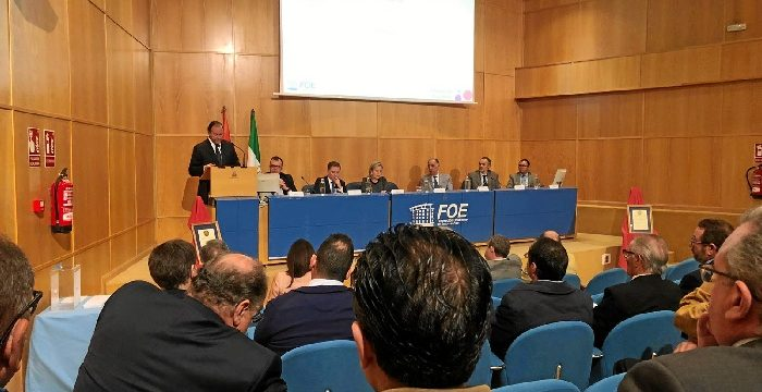José Luis García-Palacios es reelegido presidente de la FOE