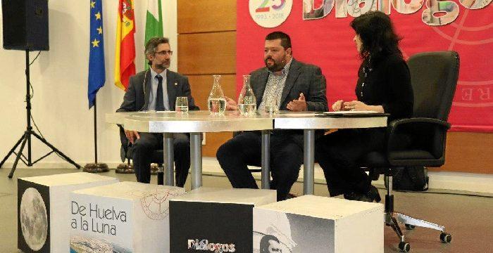 """'De Huelva a la Luna': el investigador José Mª Madiedo comparte su experiencia sobre """"vocación investigadora"""" en el ciclo 'Diálogos UHU'"""