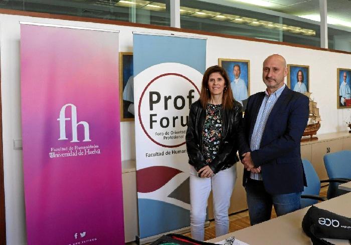 La Facultad de Humanidades organiza el I Foro de Orientación Profesional 'Prof-Forum'
