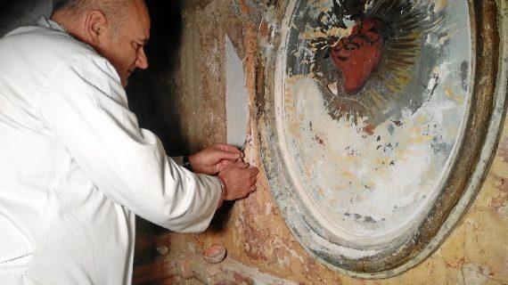 Aracena pone en marcha la restauración del Retablo Mayor de la Iglesia Prioral Nuestra Señora del Mayor Dolor