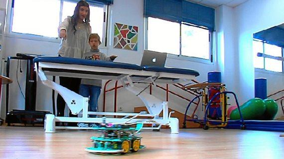 Ingenieros onubenses aplican la robótica al ámbito sanitario