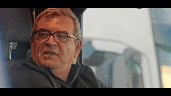 El onubense Jesús Morales emociona en el programa 'Salvados' de Jordi Évole