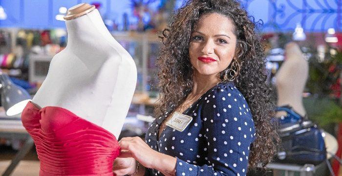 Saray Asuero, una luchadora y apasionada por la moda que abrirá su propio taller de costura en Huelva
