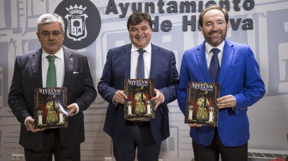 Huelva da la bienvenida a la revista 'Huelva Nuestra', dirigida por Antonio Segovia