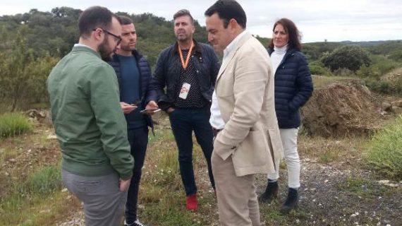 Carlos Hermoso, candidato al Congreso por Ciudadanos en Huelva, celebra la limitación de mandatos en Andalucía
