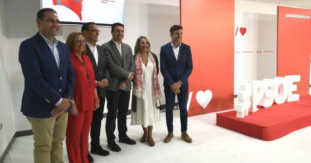 """Caraballo muestra su """"enorme"""" satisfacción por la victoria socialista en las elecciones generales"""
