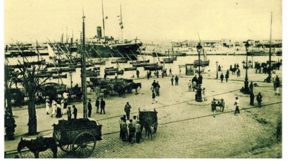 Monumento a Colón en la Punta del Sebo, una idea de William Hussey Page (I)