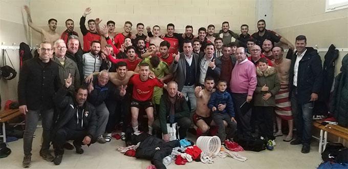 El Ayuntamiento de Ayamonte felicita al equipo rojillo por su triunfo en la Liga regular.