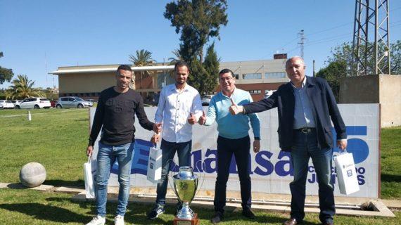 Giahsa apoya al Club Deportivo de Sordos de Huelva en su desplazamiento a Londres