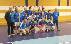 El CD Sordos Huelva impuso su ley en el torneo celebrado en Córdoba. / Foto: @cdshuelva.