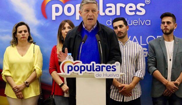 """Carmelo Romero: """"si Sánchez se queda en La Moncloa, el paro y la crisis económica vuelven"""""""
