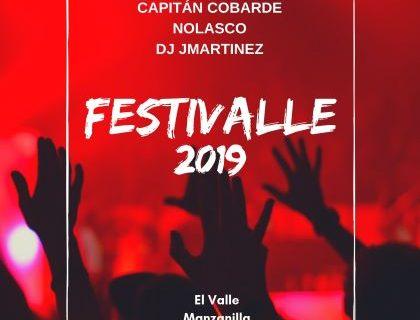 Festivalle se pospone para el 10 de mayo