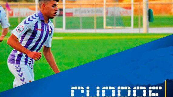 José María Salmerón incluye a Charaf y el canterano Ponce entre los convocados para el partido de este domingo (11:30) en Sevilla