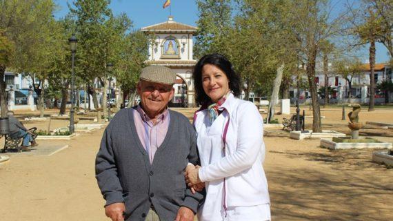El Taller de Empleo 'El Corchito' complementa la ayuda a domicilio de Almonte