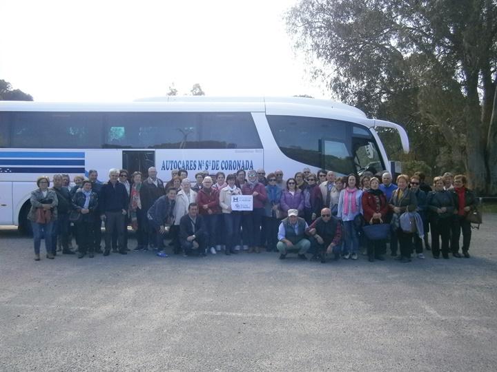 Un total de cincuenta entidades participan en el programa 'Conozca la provincia de Huelva'