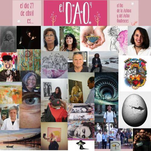Numerosos artistas plásticos se darán cita en el IV Día de la Autora y el Autor Onubenses