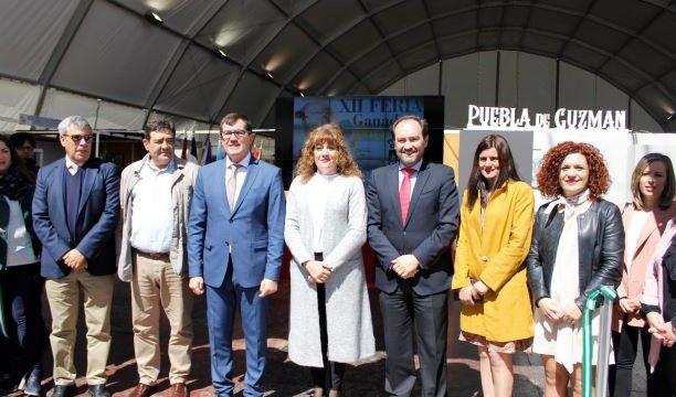 Puebla de Guzmán pone en valor la riqueza de la ganadería del Andévalo con su XII Feria Ganadera