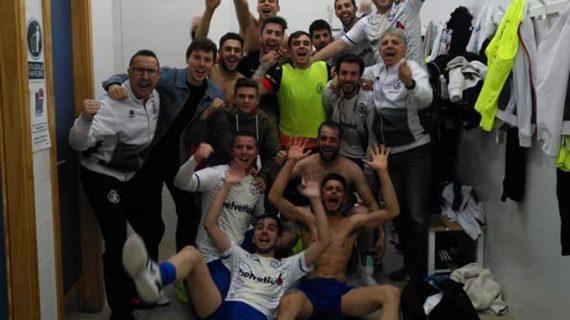 El Galaroza Helvetia confirma a lo grande su permanencia en la Tercera División de fútbol sala