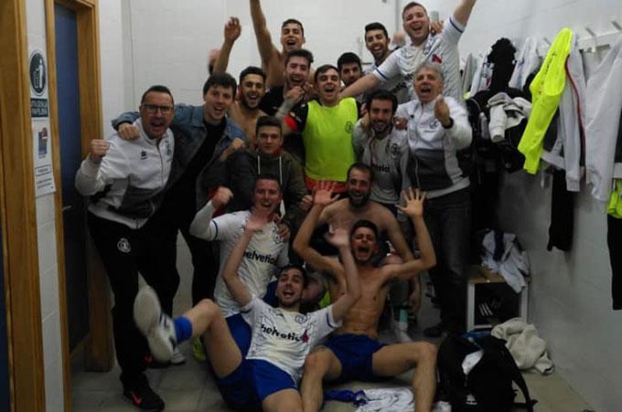 El CD Galaroza Helvetia amarró la permanencia en la Tercera División de fútbol sala.