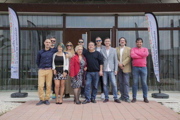 Nueve emprendedores de Huelva presentan sus ideas en el II Foro de Inversores España-Portugal de Espoban