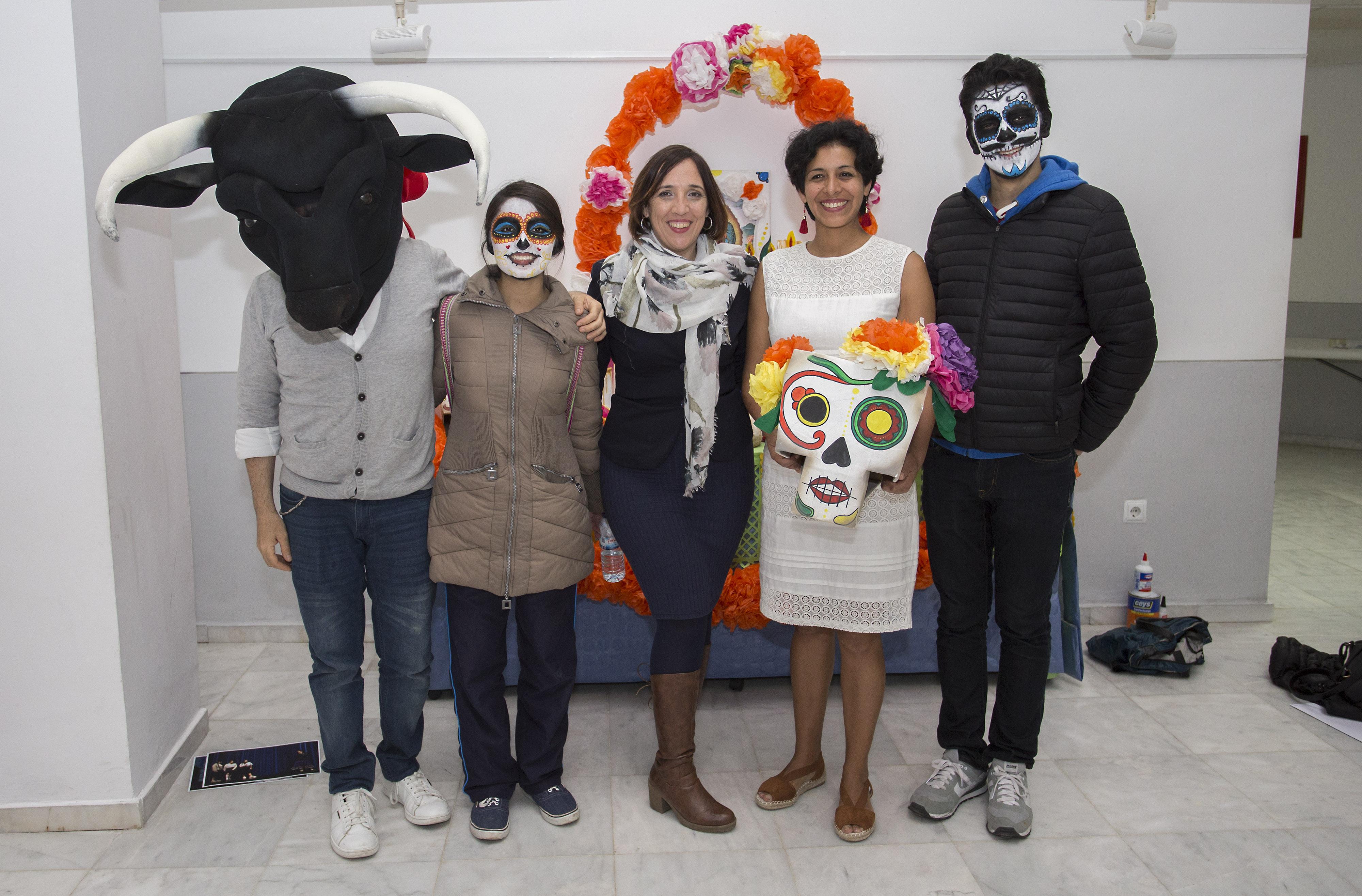 'Luces' en 'La Ruta' para celebrar el I Encuentro Internacional Juvenil de Artes Escénicas