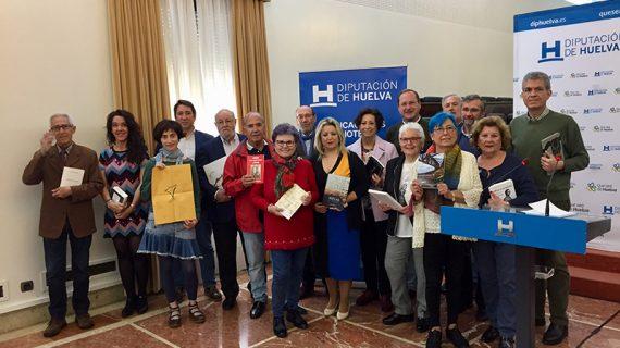 Huelva celebra el Día del Libro invitando a los ciudadanos a poner voz a textos de autores de la provincia