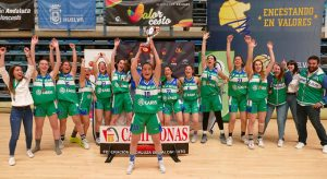 Gran triunfo del CB Lepe Alius en el Provincial Cadete fememino de baloncesto. / Foto: @fabhuelva.