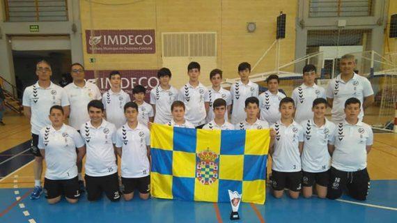 Brillante subcampeonato para el Pedro Alonso Niño Infantil en la Córdoba Handball Cup