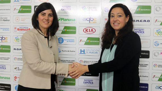 Sporting Puerto de Huelva y Planasa renuevan su compromiso una temporada más