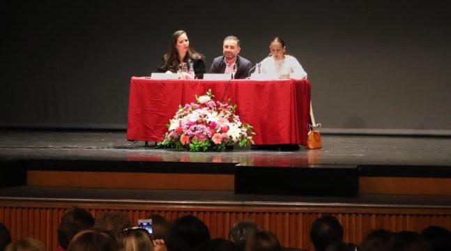 Moguer acogió el XX Encuentro Provincial de Asociaciones de Mujeres