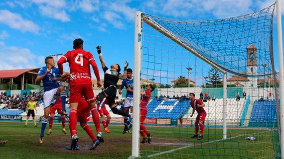 Un eficaz y ordenado Recreativo se trabaja en Melilla un empate tan valioso como doloroso (1-1)
