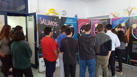 Catorce municipios han solicitado la exposición para la prevención del consumo de alcohol 'Salimos'