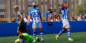 Pese a buscar la victoria con ganas, el Sporting no pasó del empate sin goles con la Real. / Foto: www.lfp.es.