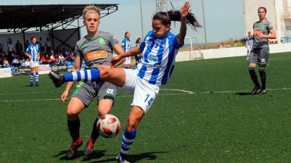 La permanencia del Sporting Puerto de Huelva en la Liga Iberdrola pasa por Lepe