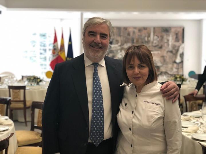 El onubense José Manuel Gaztelu ejerce de asesor gastronómico en Moncloa