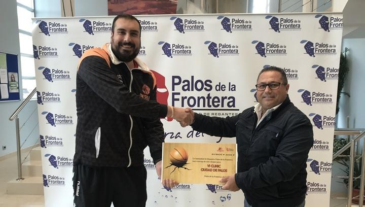 La CRPF patrocina el VI Clinic de baloncesto 'Ciudad de Palos'