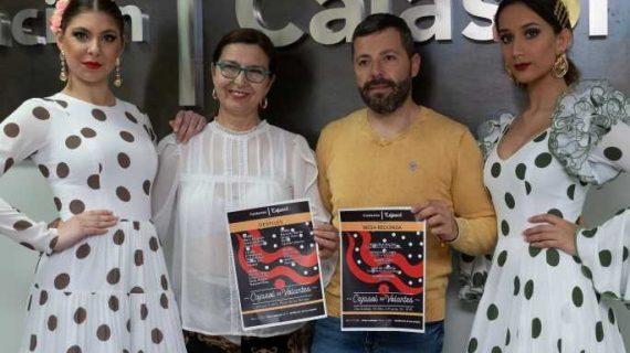 Mesa redonda y desfiles de moda flamenca en Huelva con 'Cajasol de Volantes 2019'