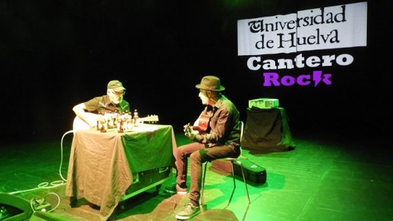 La UHU cierra su ciclo Cantero Rock con los padres del indie en España